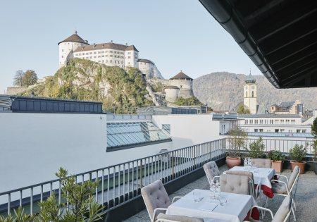 Hotel Andreas Hofer & Festung Kufstein © David Schreyer