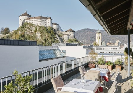 Hotel Andreas Hofer Terrasse © David Schreyer