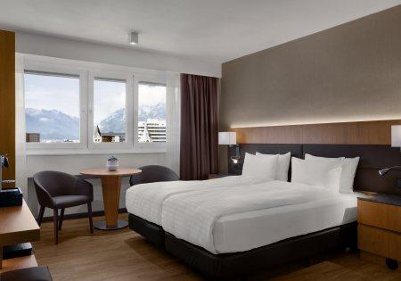 Zimmer © AC Hotel Innsbruck