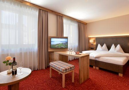 Zimmer © Hotel Andreas Hofer