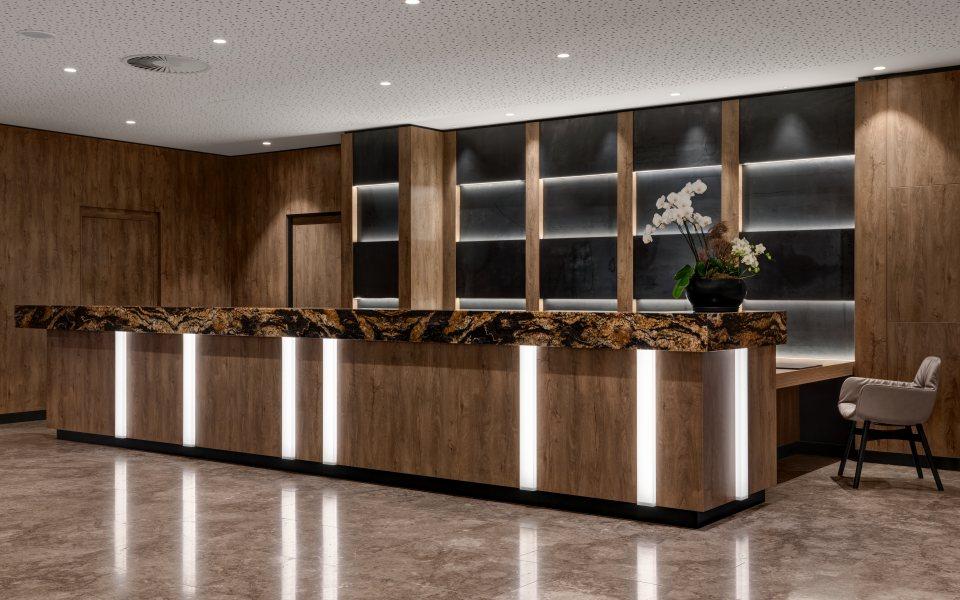 Lobby © AC Hotel Innsbruck