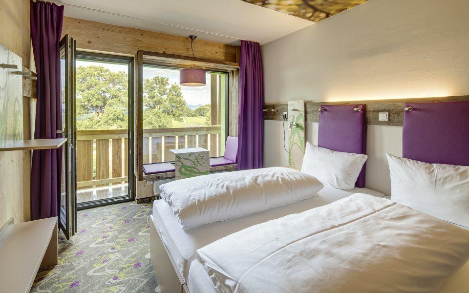 Zimmer © Explorer Hotel Ötztal
