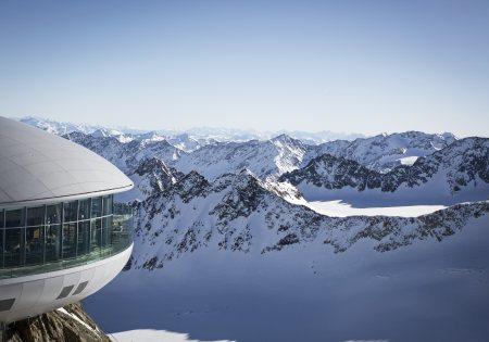 Café 3440 © Gletscherpark Pitztal