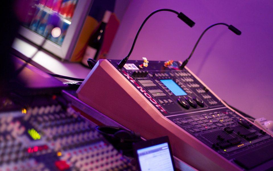 Veranstaltungstechnik © Murdock Events