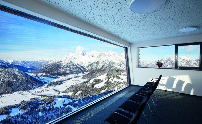Aussicht Jakobskreuz © Bergbahnen Pillersee
