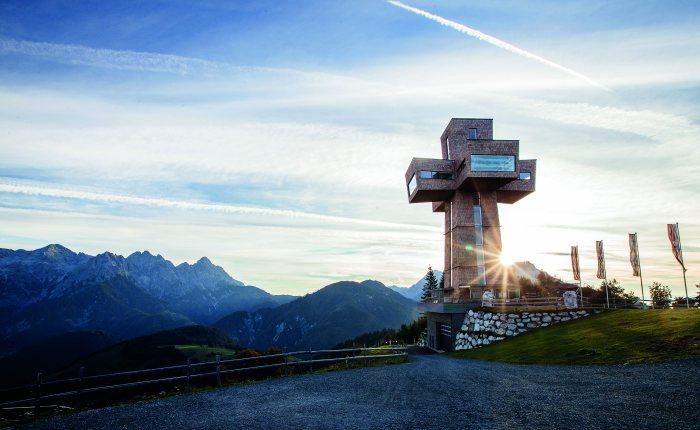 Jakobskreuz © Bergbahnen Pillersee