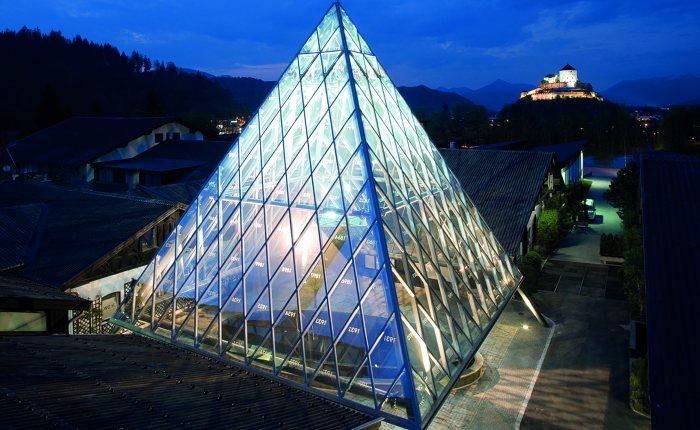 Riedel Pyramide © Riedel