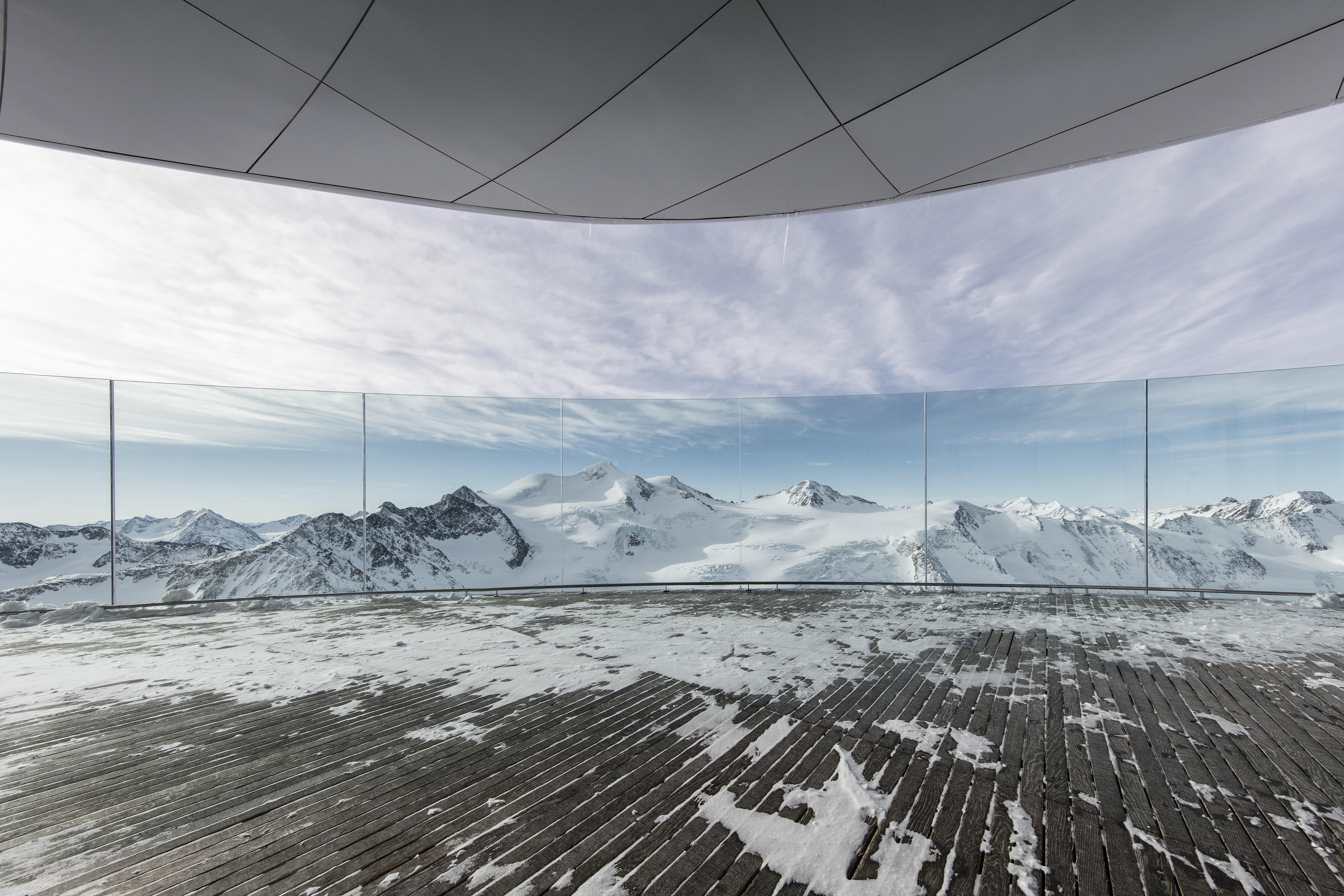 Wildspitzbahn © Gletscherpark Pitztal
