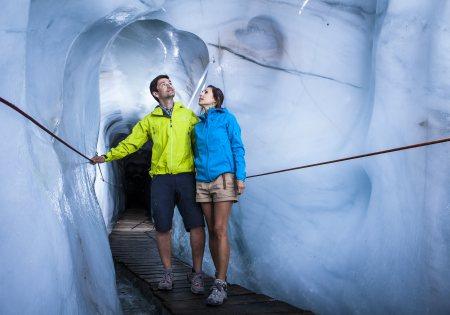 Gletscherhöhle Kaunertal © Daniel Zangerl