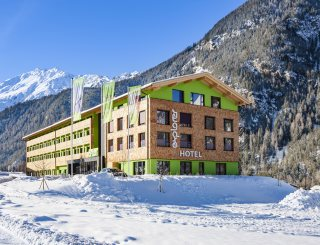 Explorer Hotel Ötztal Winter © Explorer Hotels