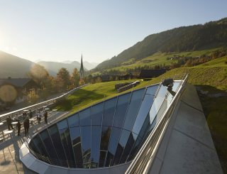 Congress Centrum Alpbach © Peter Burgstaller