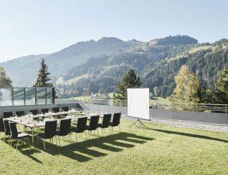 Schloss Hotel Lebenberg Kitzbühel Green Meetings © David Schreyer