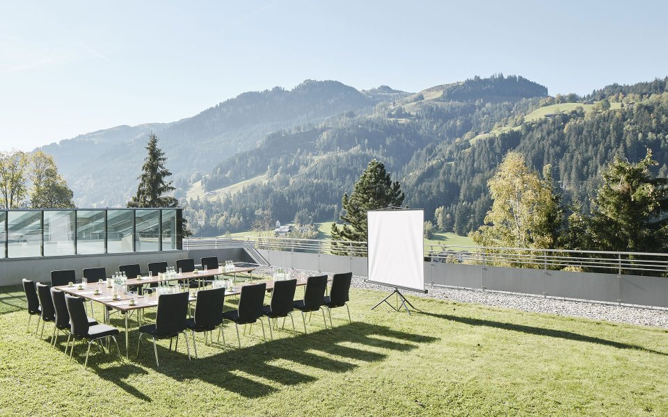 Schloss Hotel Lebenberg Kitzbühel © David Schreyer