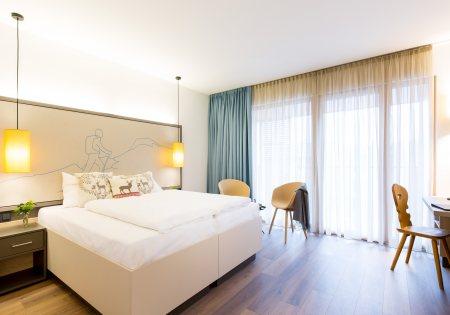 Zimmer © Hotel Wirtshaus Post