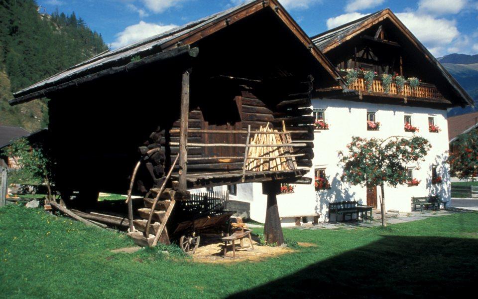 Heimatmuseum Längenfeld © Ötztal Tourismus
