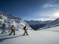 Schneeschuhtour, Winnebachseehuette © Ötztal Tourismus