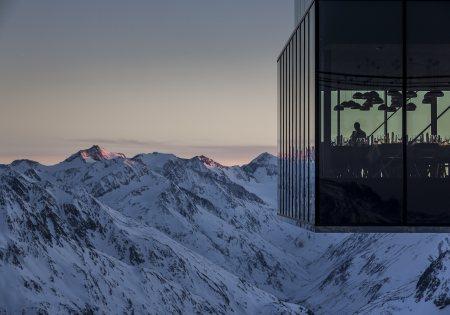 ice Q, Sölden © Ötztal Tourismus