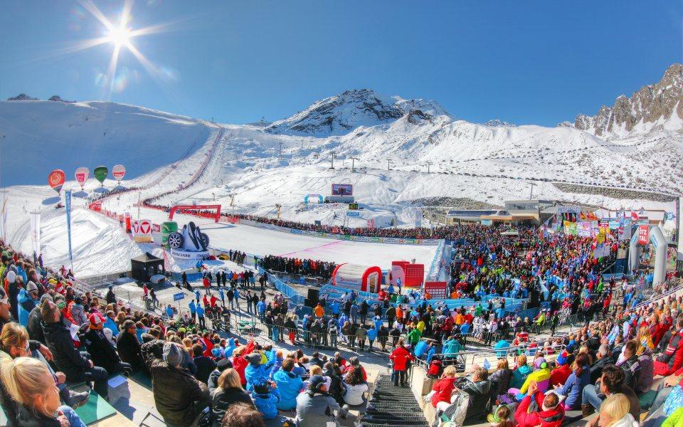 Skiweltcup, Sölden © Ötztal Tourismus