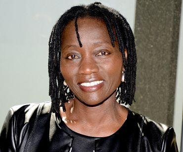 Beady Days - Auma Obama © Elle Pouche Photography