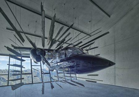 007 ELEMENTS - Ausstellung © Ötztal Tourismus