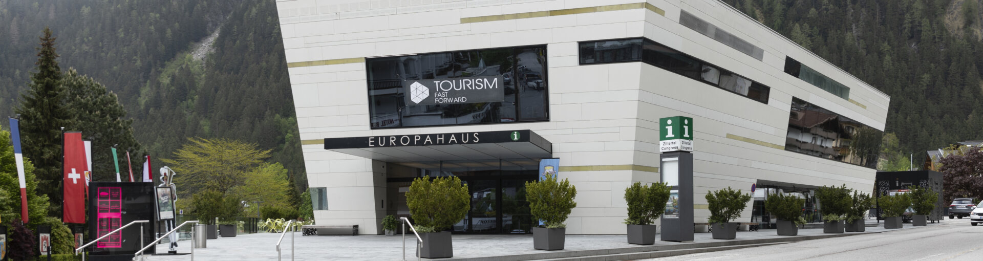 TFF Congress Zillertal - Europahaus Mayrhofen © W9 Studios