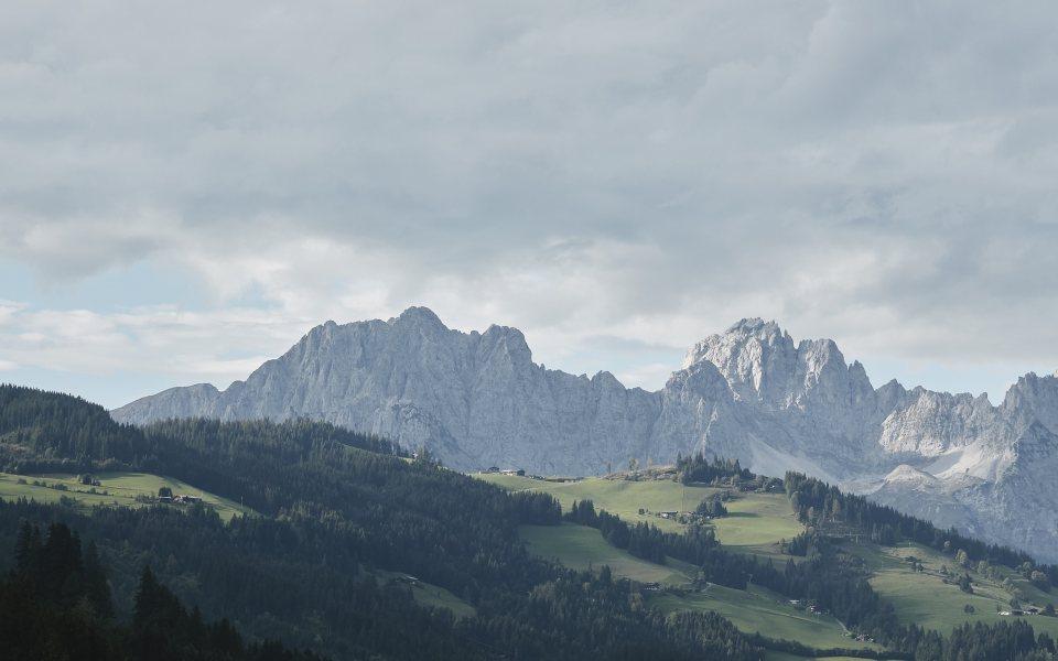 Kitzbühler Alpen © David Schreyer