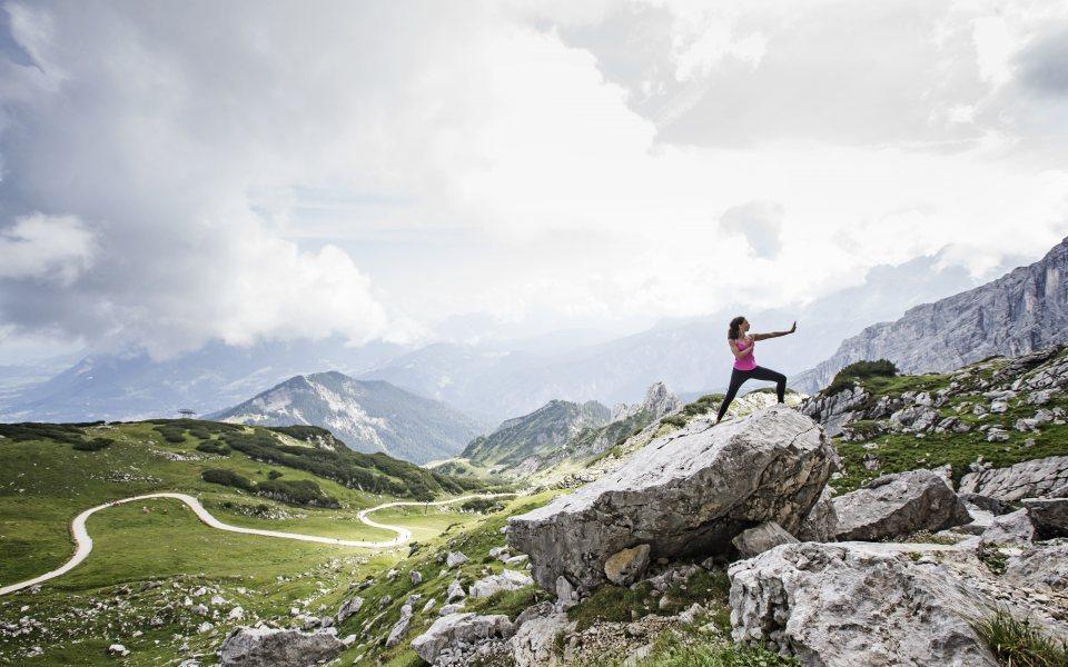 Gemeinsam Stärke zeigen © Alpin Convention
