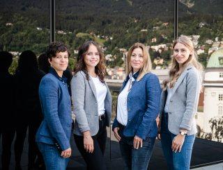 Convention Bureau Tirol Team © Nicolas Hafele