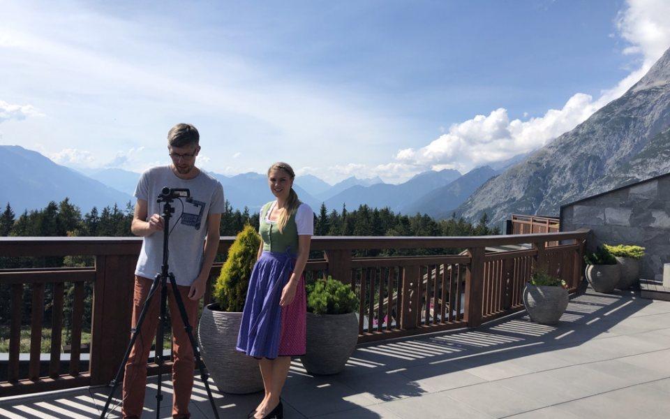 Interalpen-Hotel Tyrol, Virtual Fam Trip, Telfs ©CBT