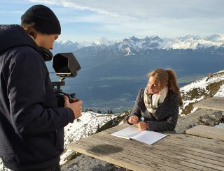 Pitch Movie Making Of © Convention Bureau Tirol