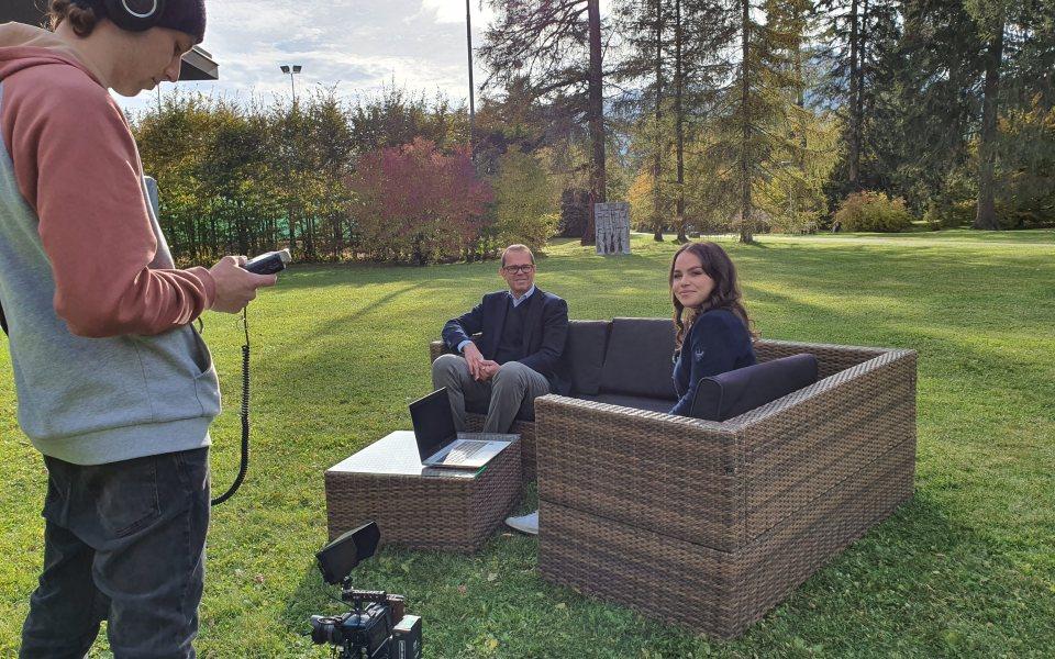 Pitch Movie Making Of © Convention Bureau Tirol