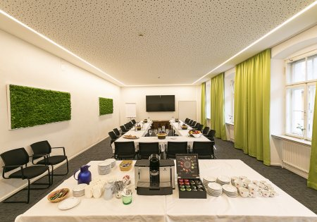Konferenzraum © Sporthotel Igls