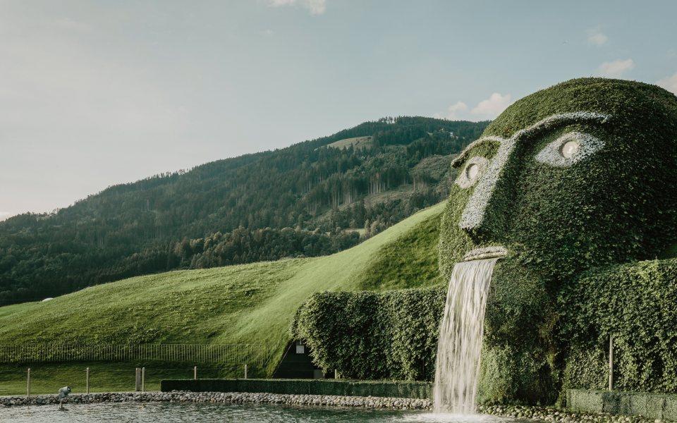 Der Riese © Region Hall-Wattens