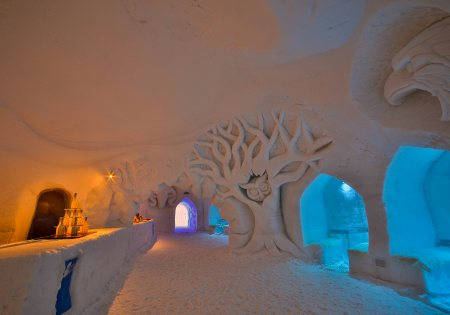White Lounge © Mayrhofner Bergbahnen