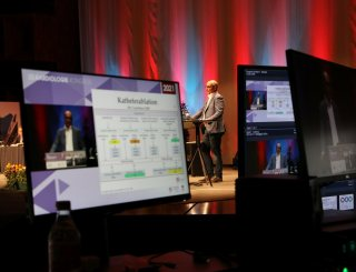 Kardiologie Kongress virtuell © Congress Messe Innsbruck