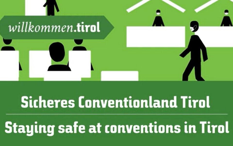 Sichere Meeting Industrie Tirol COVID-19 Maßnahmen