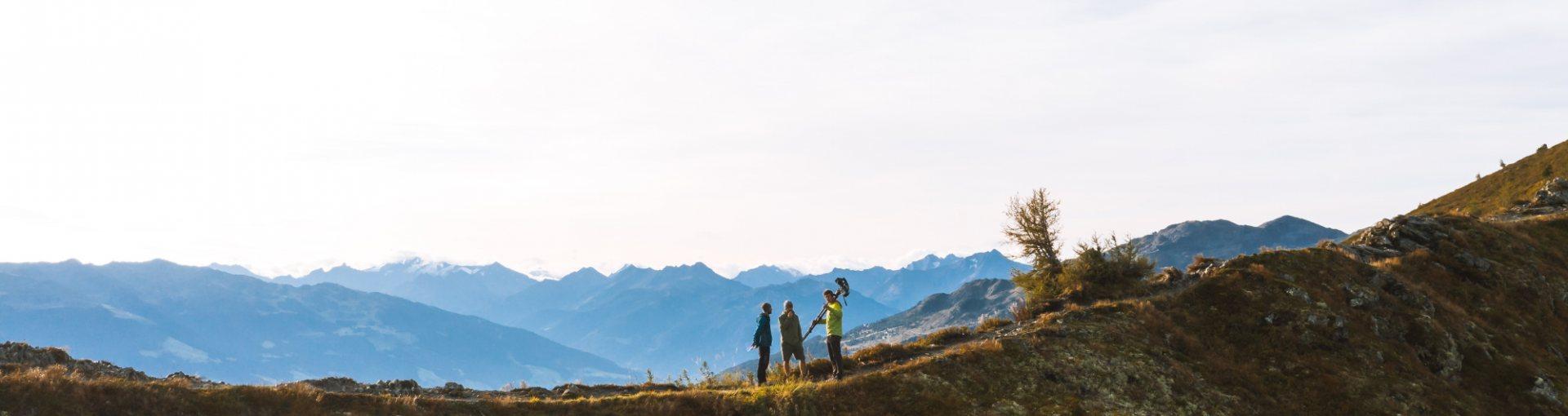 Alpines Meeting © Moritz Klee