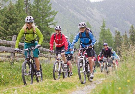 Ötztal Mountainbiken © Ötztal Tourismus