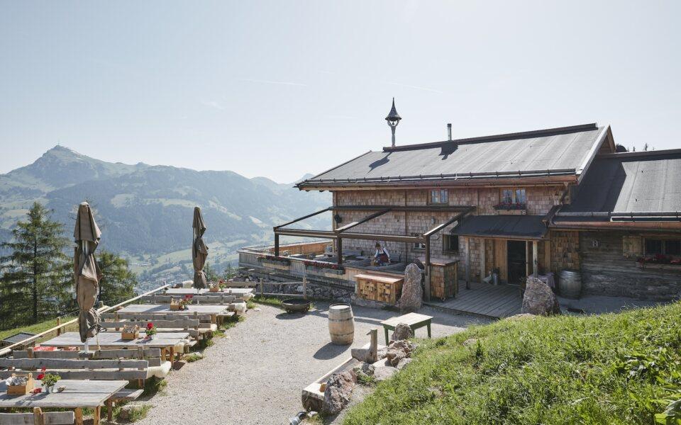 Seidlalm Kitzbühel © David Schreyer