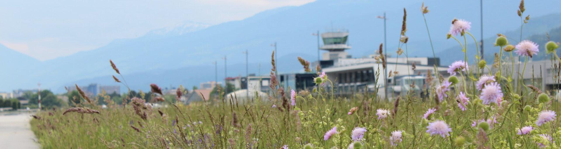 Flughafen Innsbruck © Michael Hermann