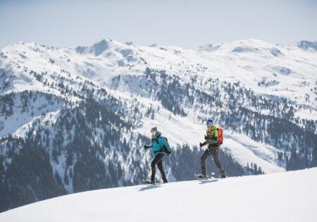 Winterwanderung © Mia Maria Knoll